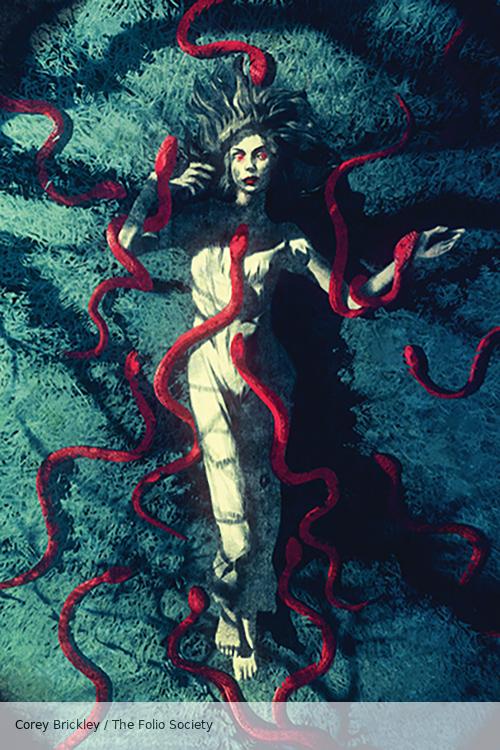 The Folio Book of Horror image 1