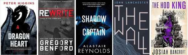 January 2019 science fiction books
