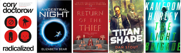March 2019 science fiction books