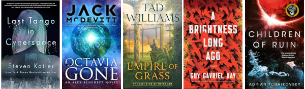 May 2019 science fiction books