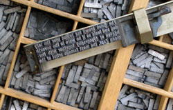 Moveable Type in Europe