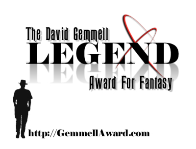 David Gemmell Award Winner