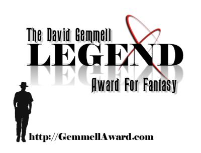 David Gemmell Award Winner