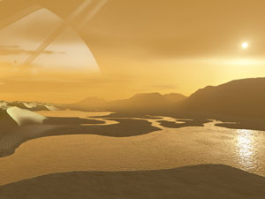 Evidence grows for Life on Titan
