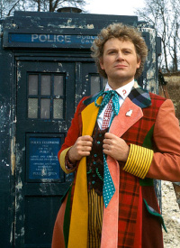 The Sixth Doctor Who