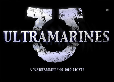 Warhammer 40k Ultramarines Film