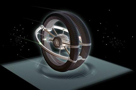 Warpdrive Spaceship