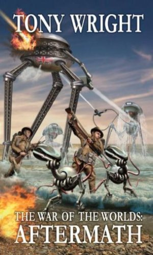the war of the worlds book. War of the Worlds: Aftermath