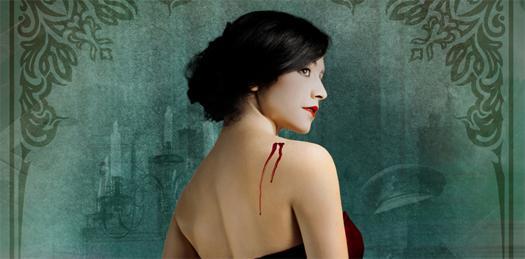Freda Warrington's Blood Wine Tour